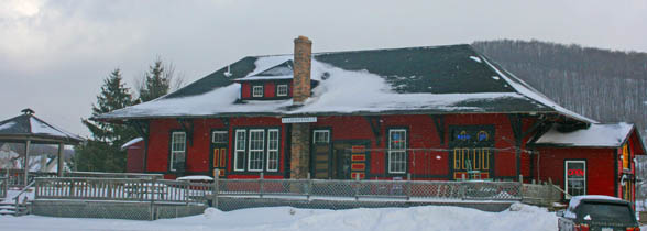 Ellicottville Depot Restaurant