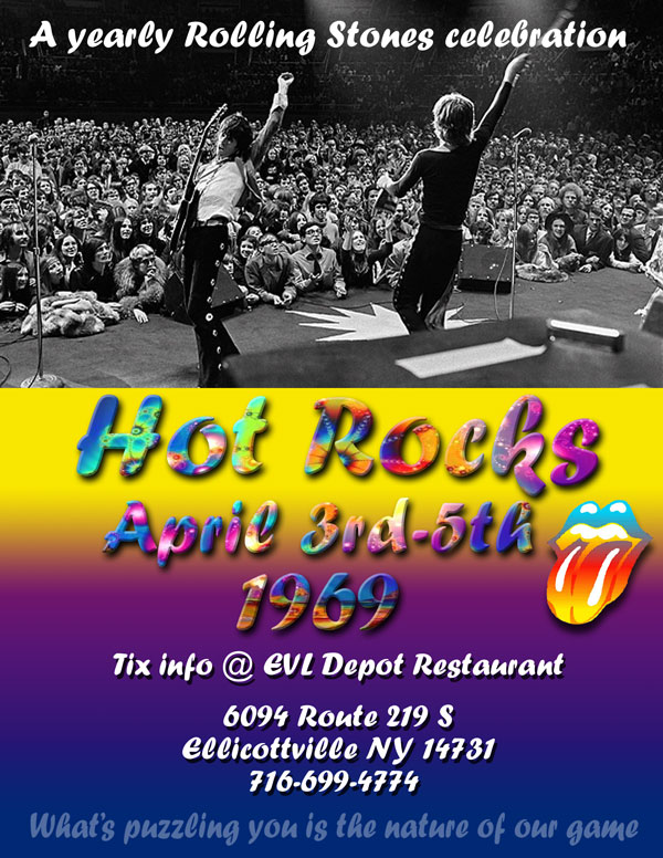 Hot Rocks - Rolling Stones Tribute Performance